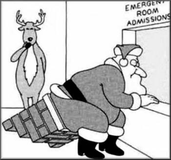 350x328 Emergency Room Humor Christmas Humor, Humor