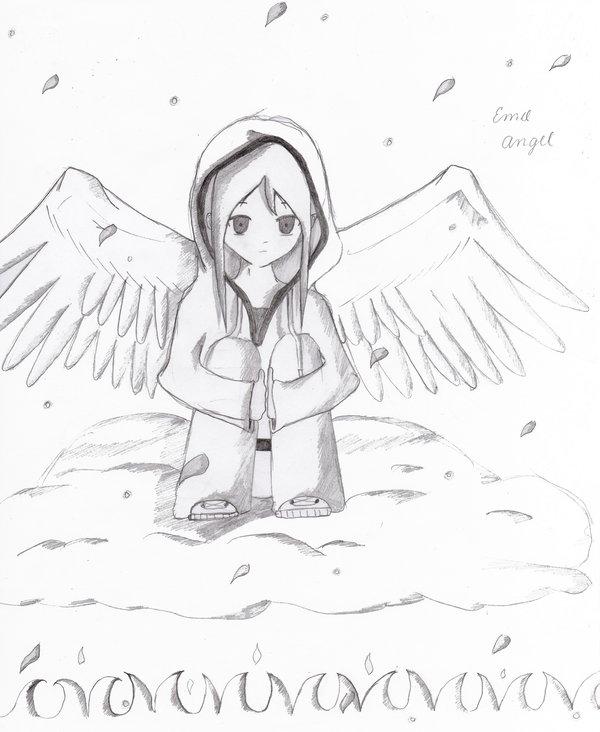 600x732 Emo Angel By Sasuke Girl Xoxo