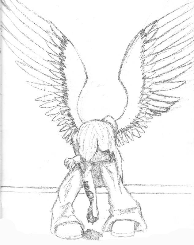 633x798 Emo Angel By Ambix777
