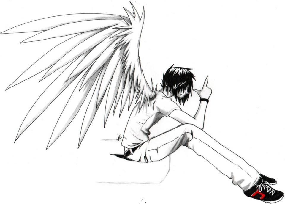 960x686 Winged Man Icarus