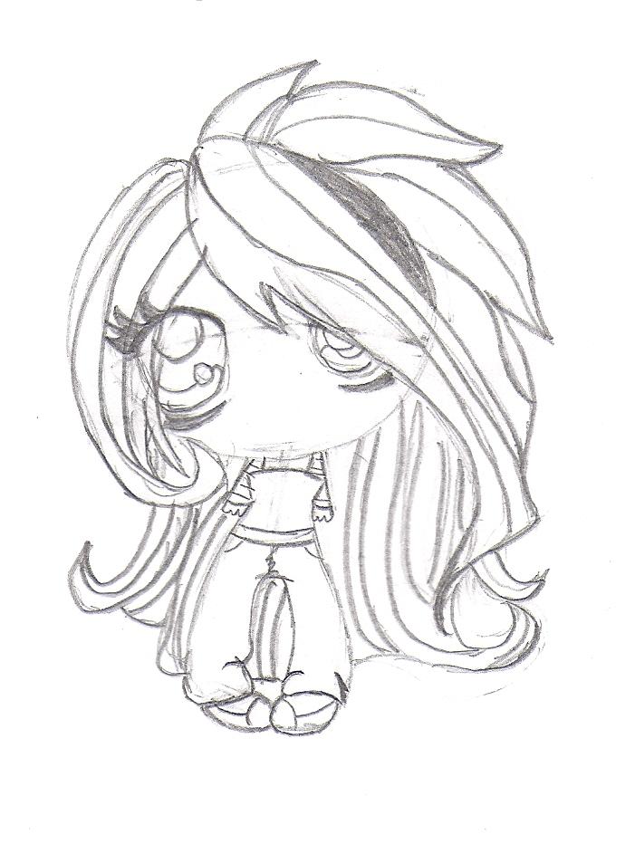 701x932 Random Emo Chibi Drawing! Drawings Emo, Chibi