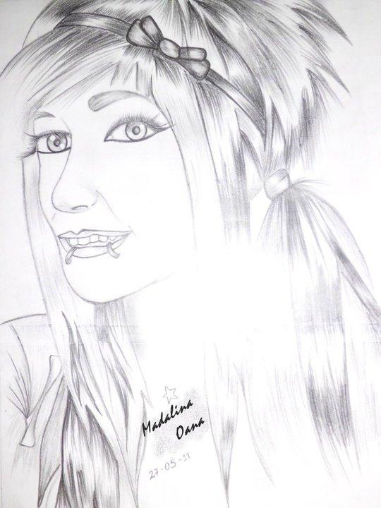 540x720 Emo Girl By Maddye Rock