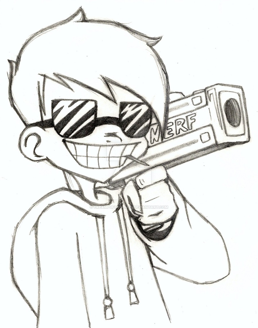 900x1144 Cool Kid By Creampuffninja25