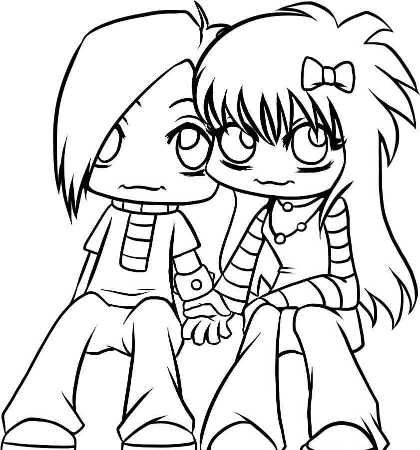 841x902 Marvellous Emo Coloring Pages 21 About Remodel Coloring Pages