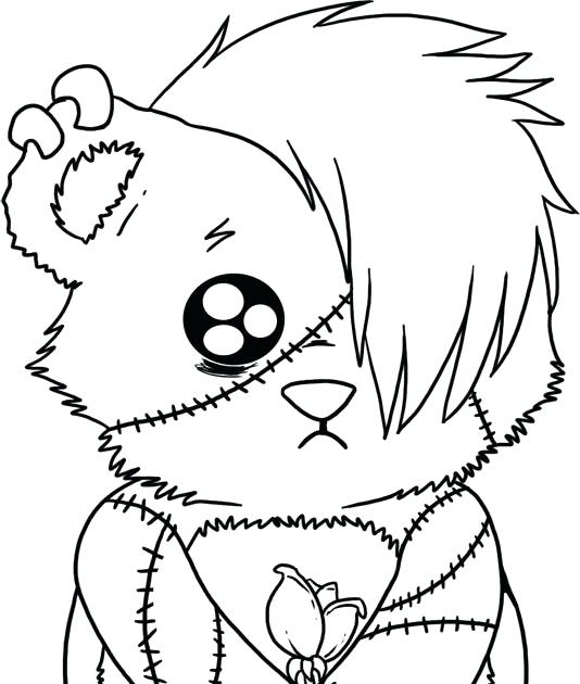 534x630 This Is Emo Coloring Pages Images Emo Love Coloring Pages Emo Girl