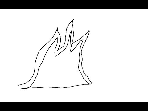 480x360 How To Draw The Fire Emoji!!! Emoji Drawing Episode 1!