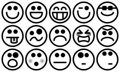400x242 10 Styles Of Smileys And Emoticons Smiley Symbol