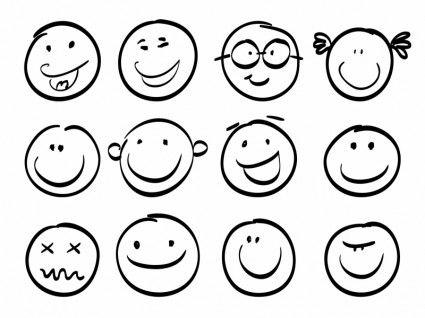 425x318 Smile Brash Smileys Adobe Illustrator, People