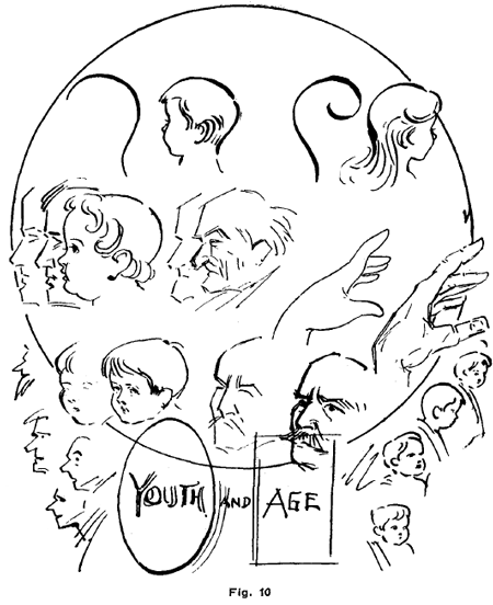 450x552 Drawing Facial Expressions Amp Emotions Of Human Faces With Easy