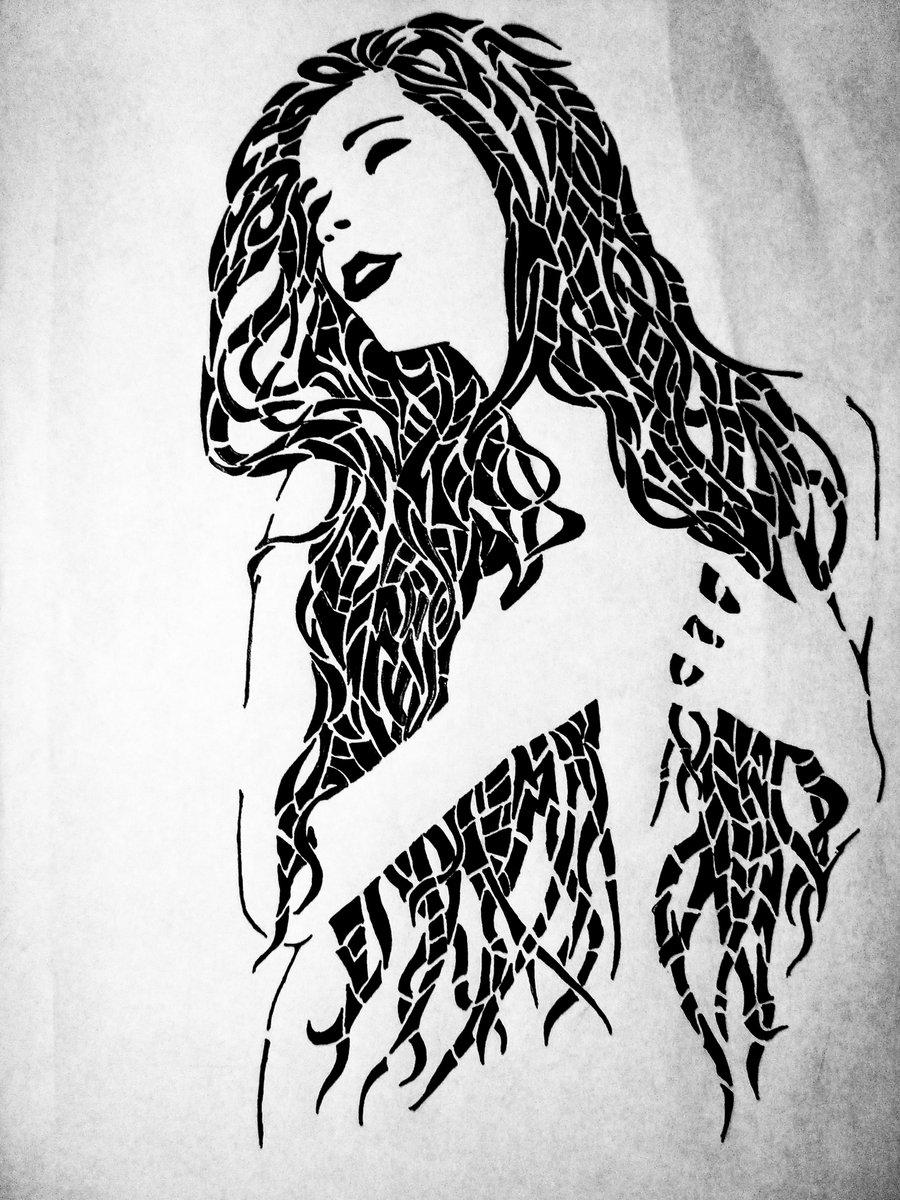900x1200 Emotion(Sketch) By Sanciukas