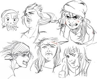 320x261 I Like Drawing Extreme Emotions