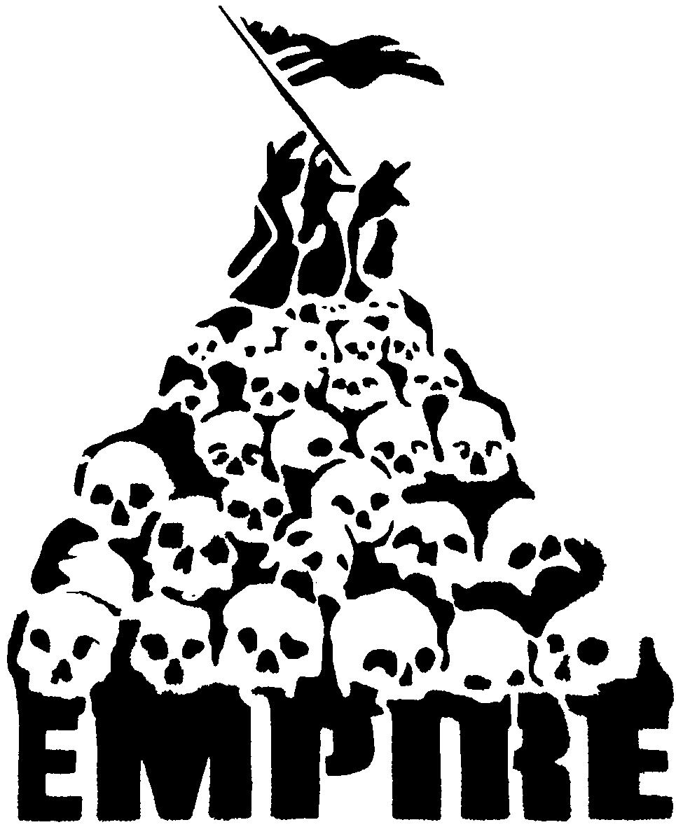 965x1181 Pile Of Skulls Drawing Pile Of Skulls Empire Stencils On Stencil