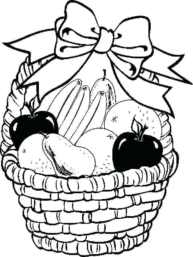 675x899 Fruit Basket Coloring Pages Fruits Basket Coloring Pages Best