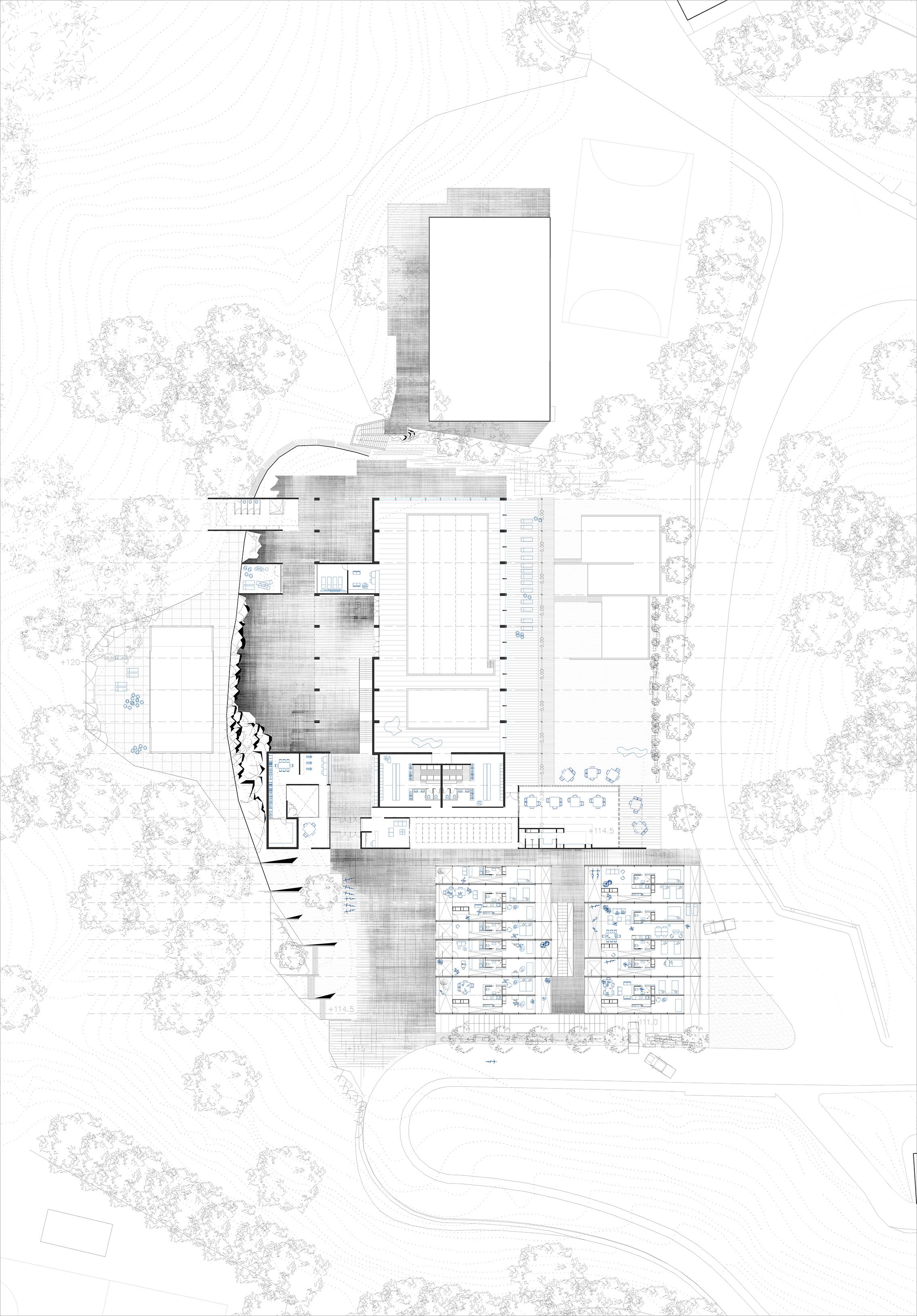 2270x3257 Drawing Empty Space Koozarch