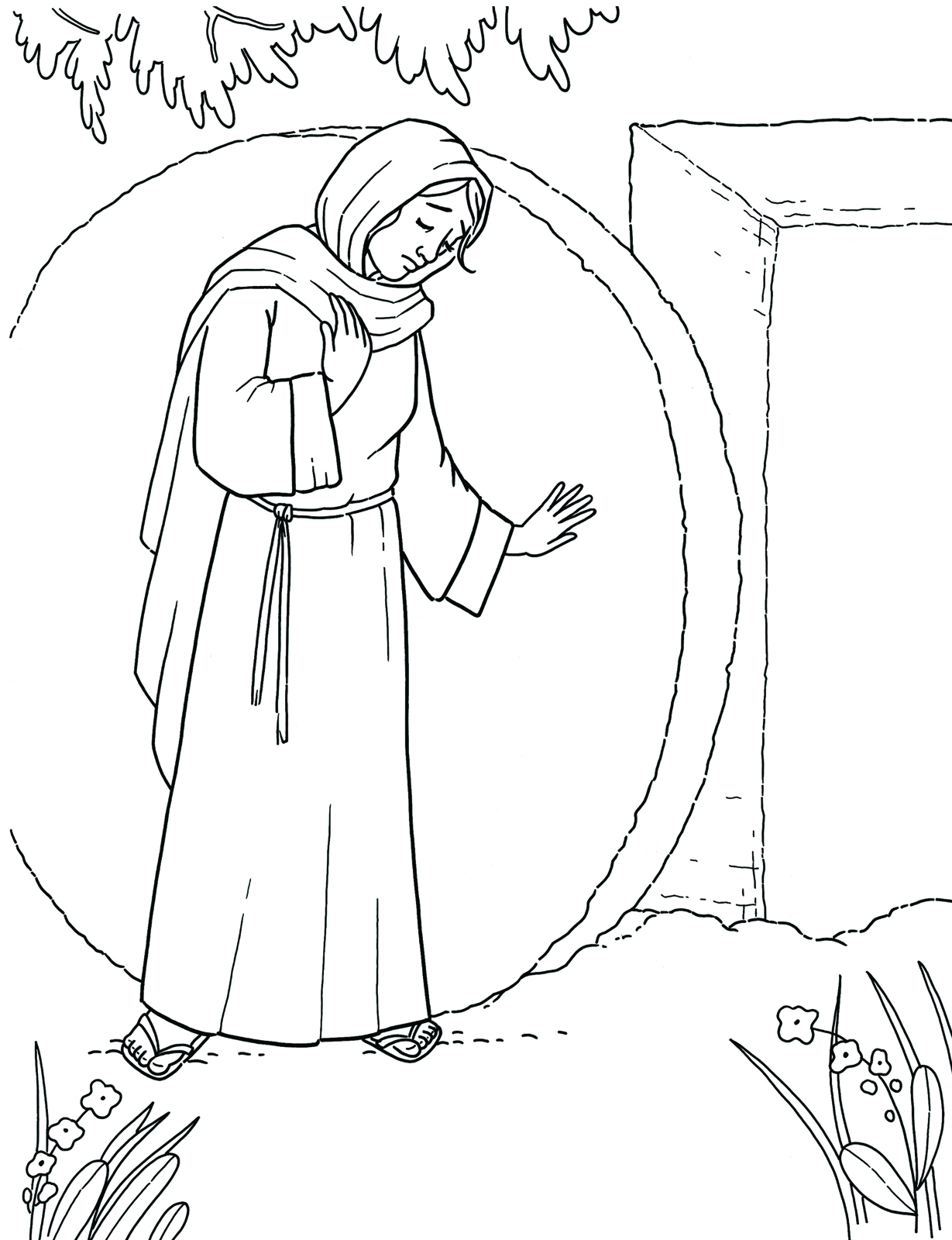 1229x1600 Primary Coloring Page