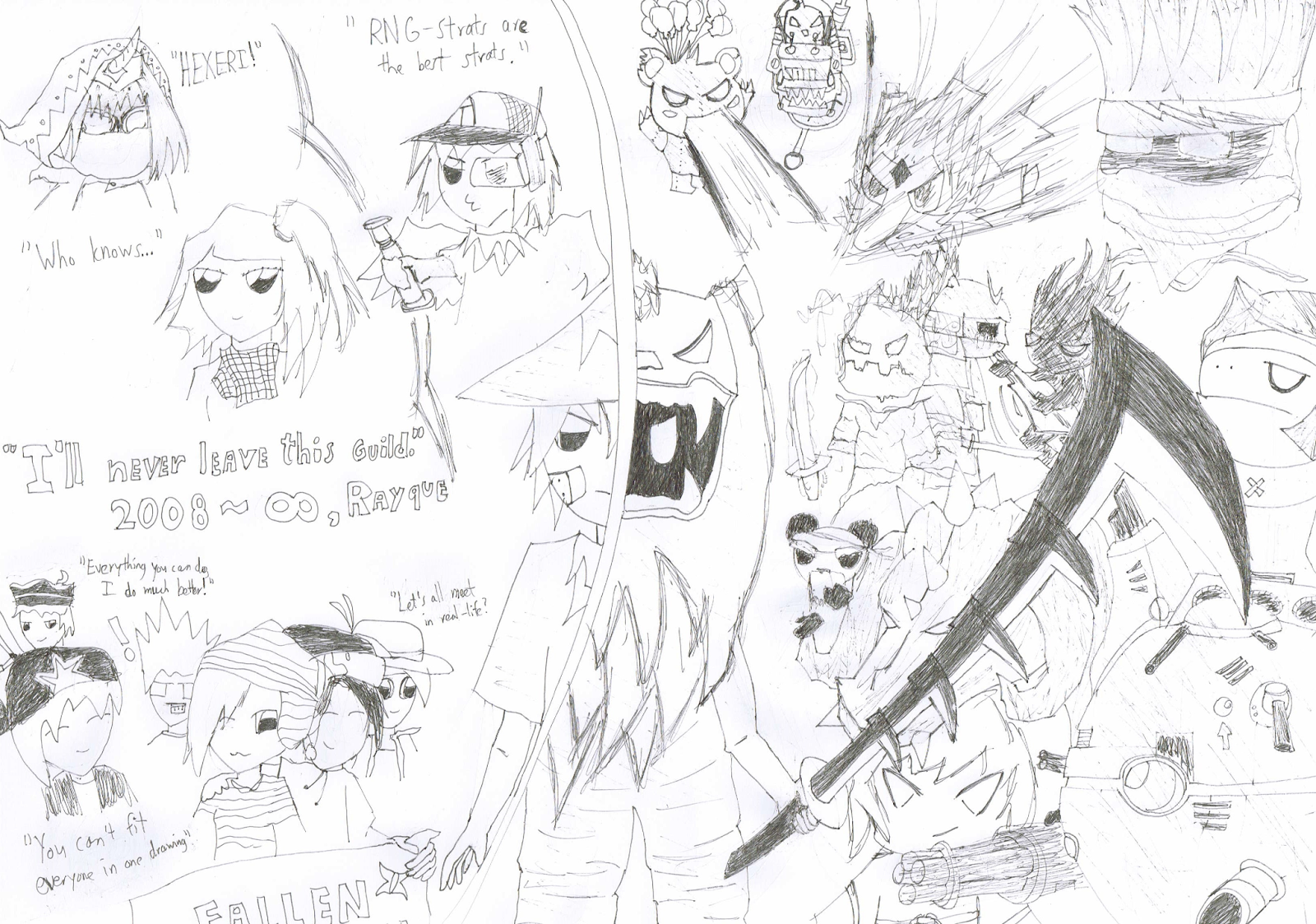 1600x1123 Rayque's Blog [Ems, Drawing] The World Of Rayque