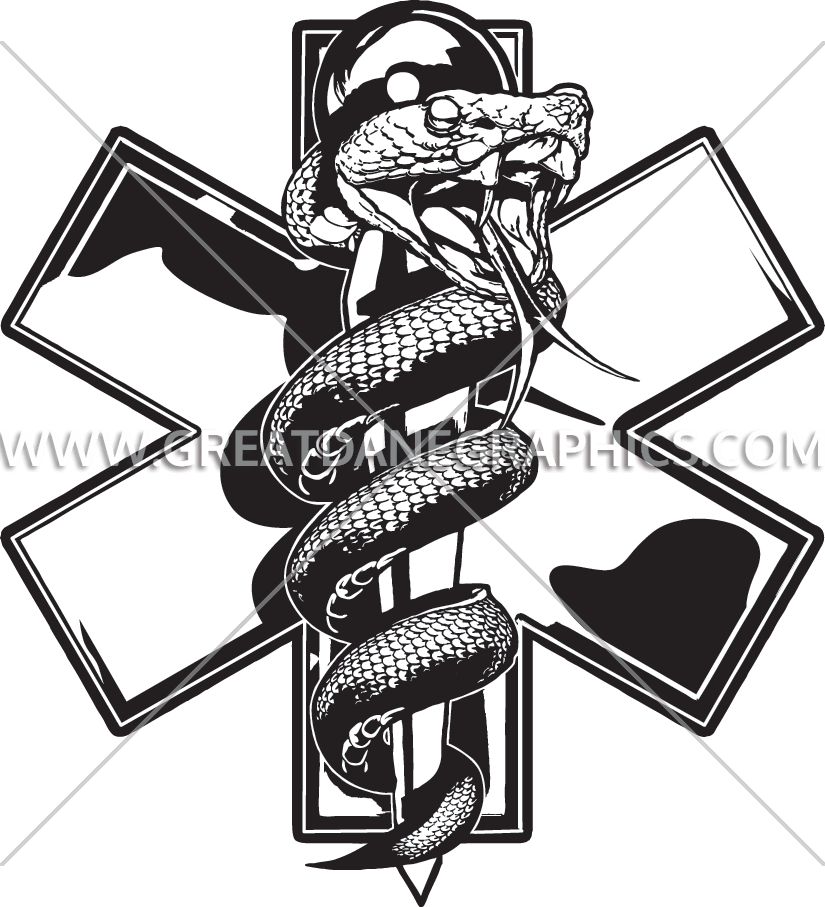 825x907 Ems Snake Production Ready Artwork For T Shirt Printing
