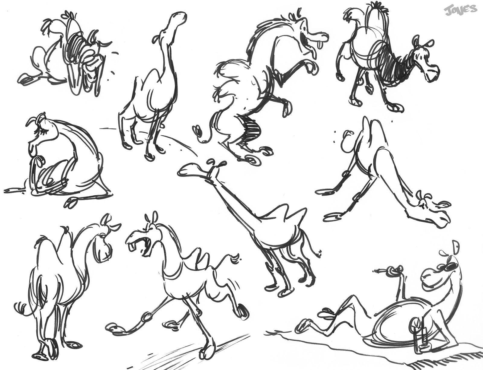 1600x1227 Matt Jones Gesture Drawing