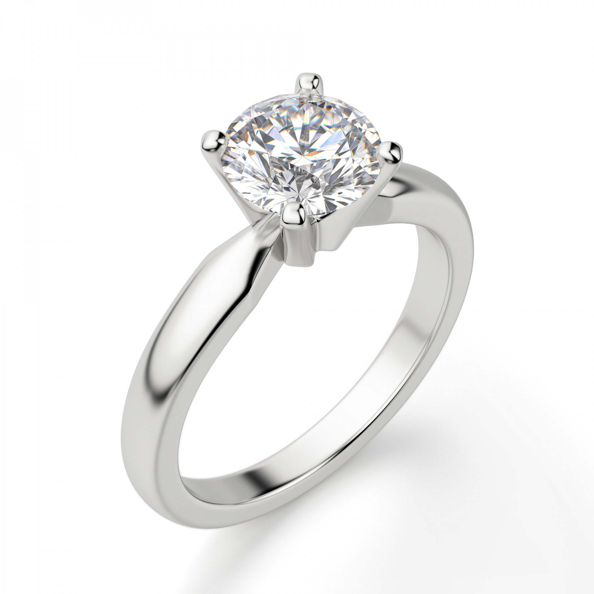 1920x1920 Engagement Rings Solitare Tiffany Style Solitaire Engagement Ring