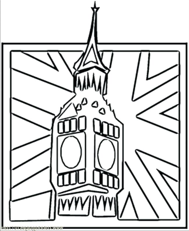 650x795 Flag Coloring Page 3 Great Colouring Pages Many Interesting Uk