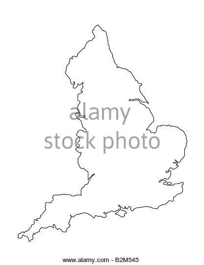416x540 Map England Stock Photos Amp Map England Stock Images