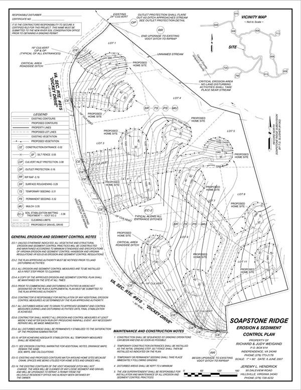 600x776 Blue Ridge Surveying Amp Mapping, Inc.