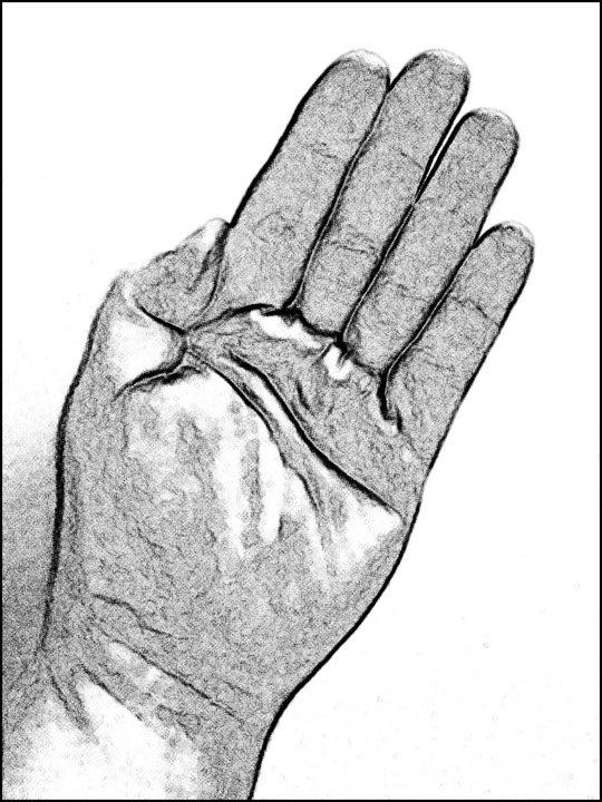 540x720 The Helpful Art Teacher How To Draw Hands