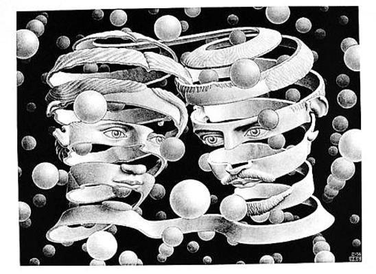 548x400 Escher Tekeningen