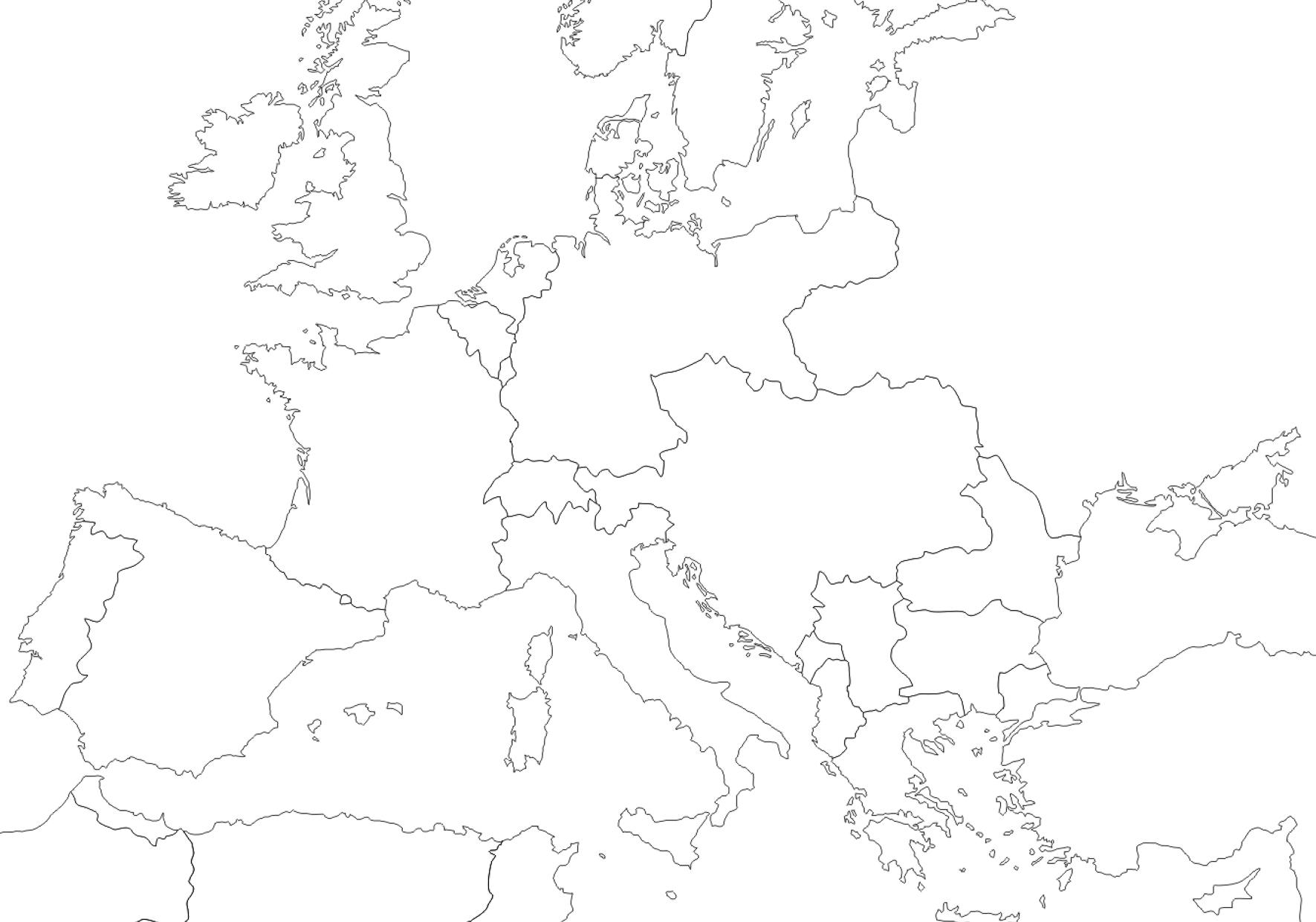 1771x1241 World War I Maps