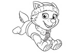 300x205 Skye Paw Patrol Coloring Pages To Print Coloring Pages Coloring