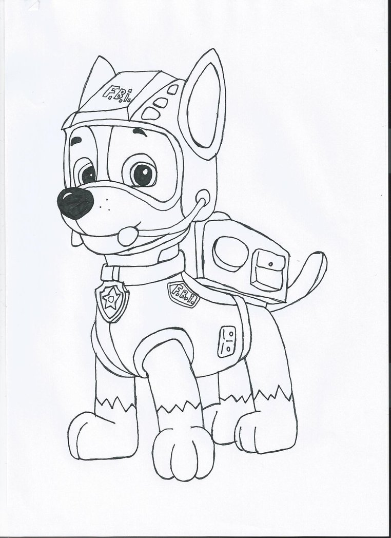 762x1048 Coloring Pages Paw Patrol Everest Paw Patrol Paw