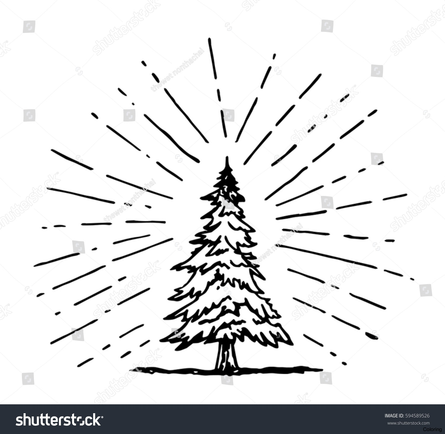 1500x1462 Simple Pine Tree Drawing 25 Best Ideas About Silhouette
