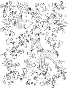236x305 Pin By Terry Teichert Mcdonald On Adult Coloring Pages