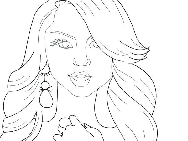 Evie Descendants Drawing At GetDrawings.com
