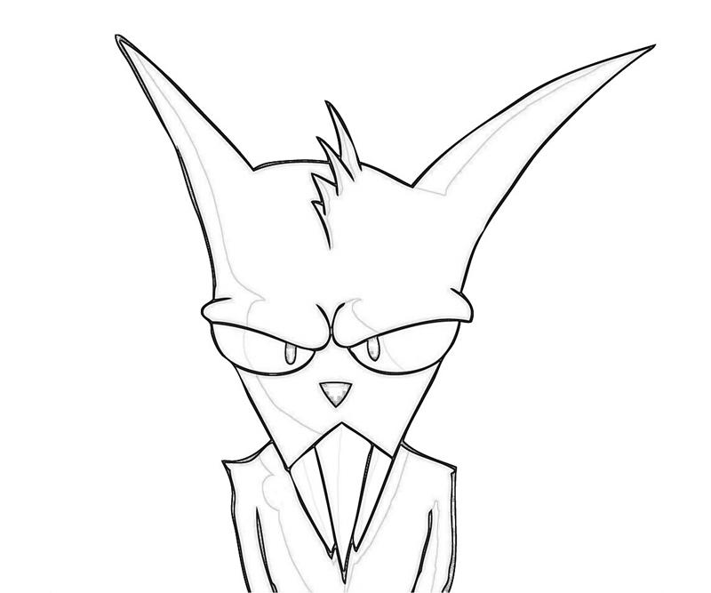 800x667 Evil The Cat Character Star Sasa