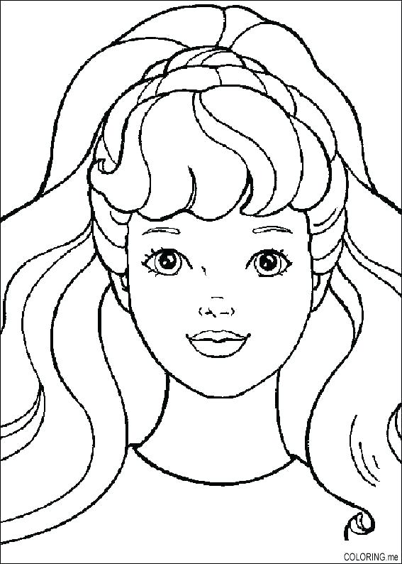 567x794 Evil Clown Coloring Pages Clown Coloring Sheets This Mask Page Is