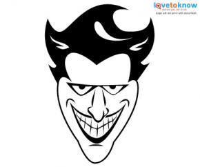 290x242 Evil Clown Tattoos Lovetoknow