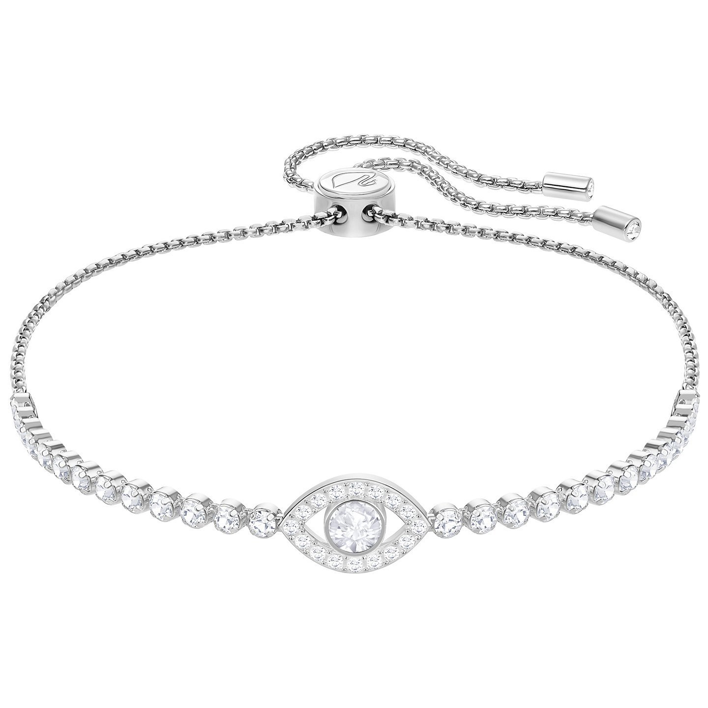 1440x1440 Swarovski Subtle Evil Eye Bracelet, Medium, 5368546 Duty Free
