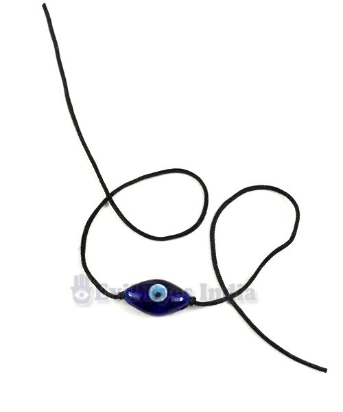 500x600 Eye Shaped Bead Evil Eyes Bracelet For Men