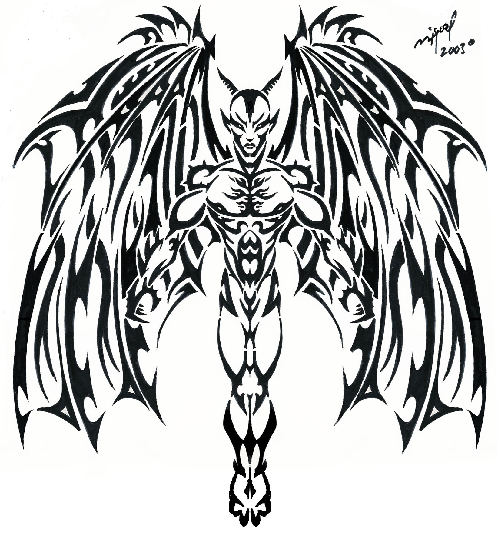 1644x1812 Devil Tattoos, Designs Amp Ideas With Meanings