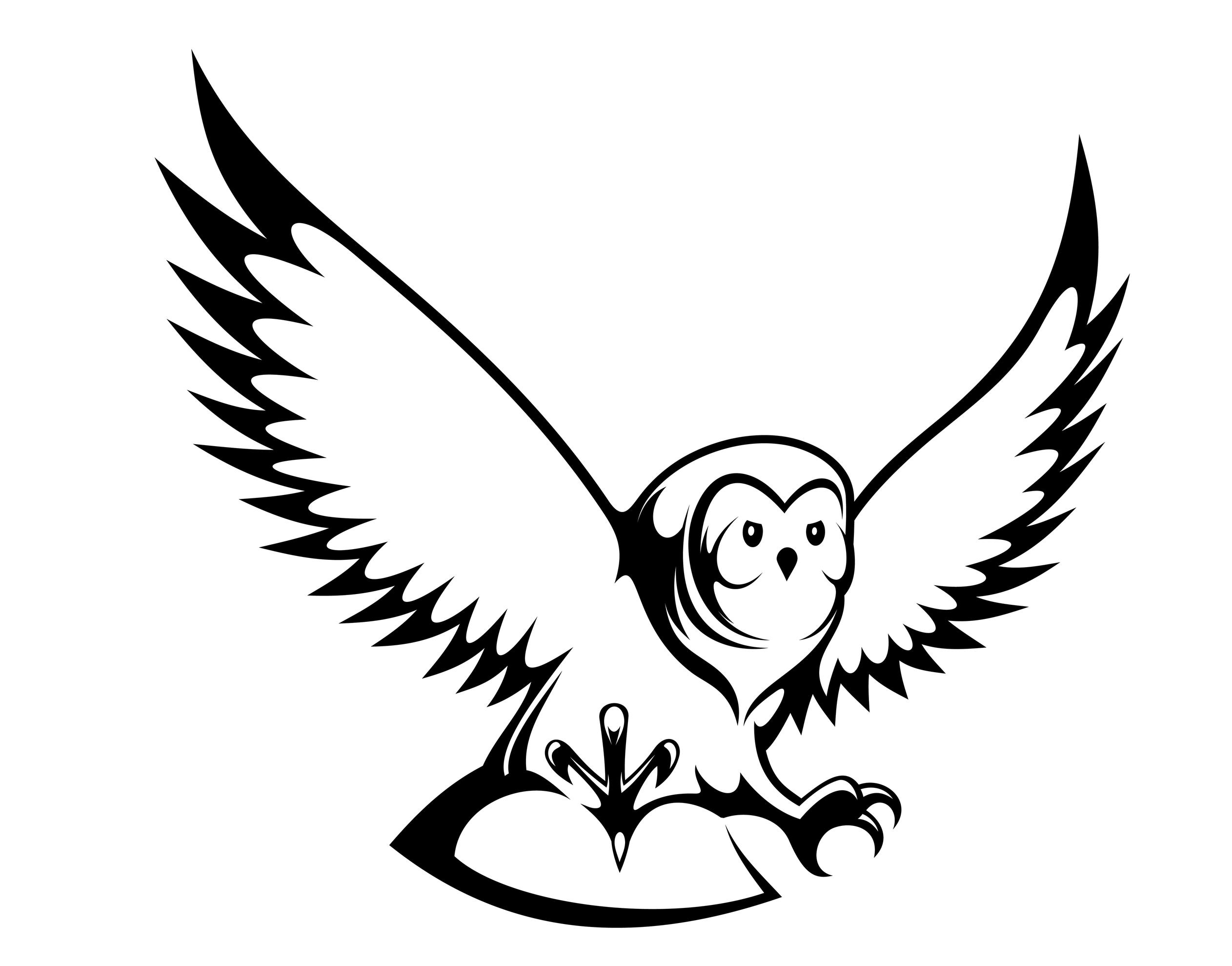 2525x1979 Evil Owl Tattoo
