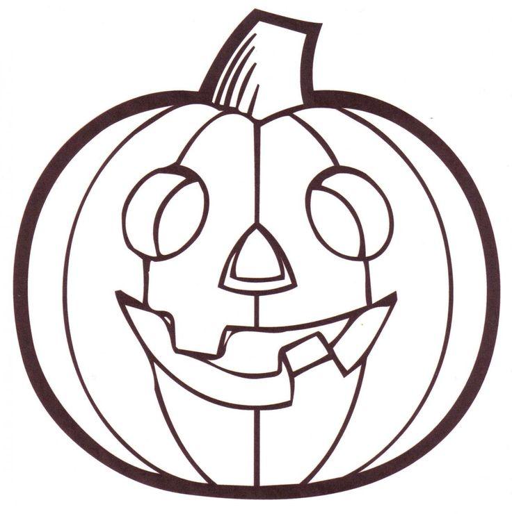 736x740 105 best halloween pumpkin designs images on pinterest halloween - Coloring Picture Of Pumpkin