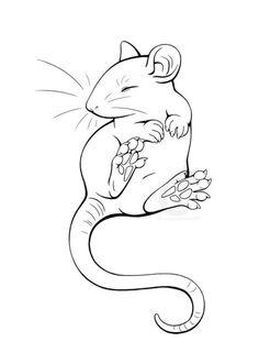236x331 Rat Art