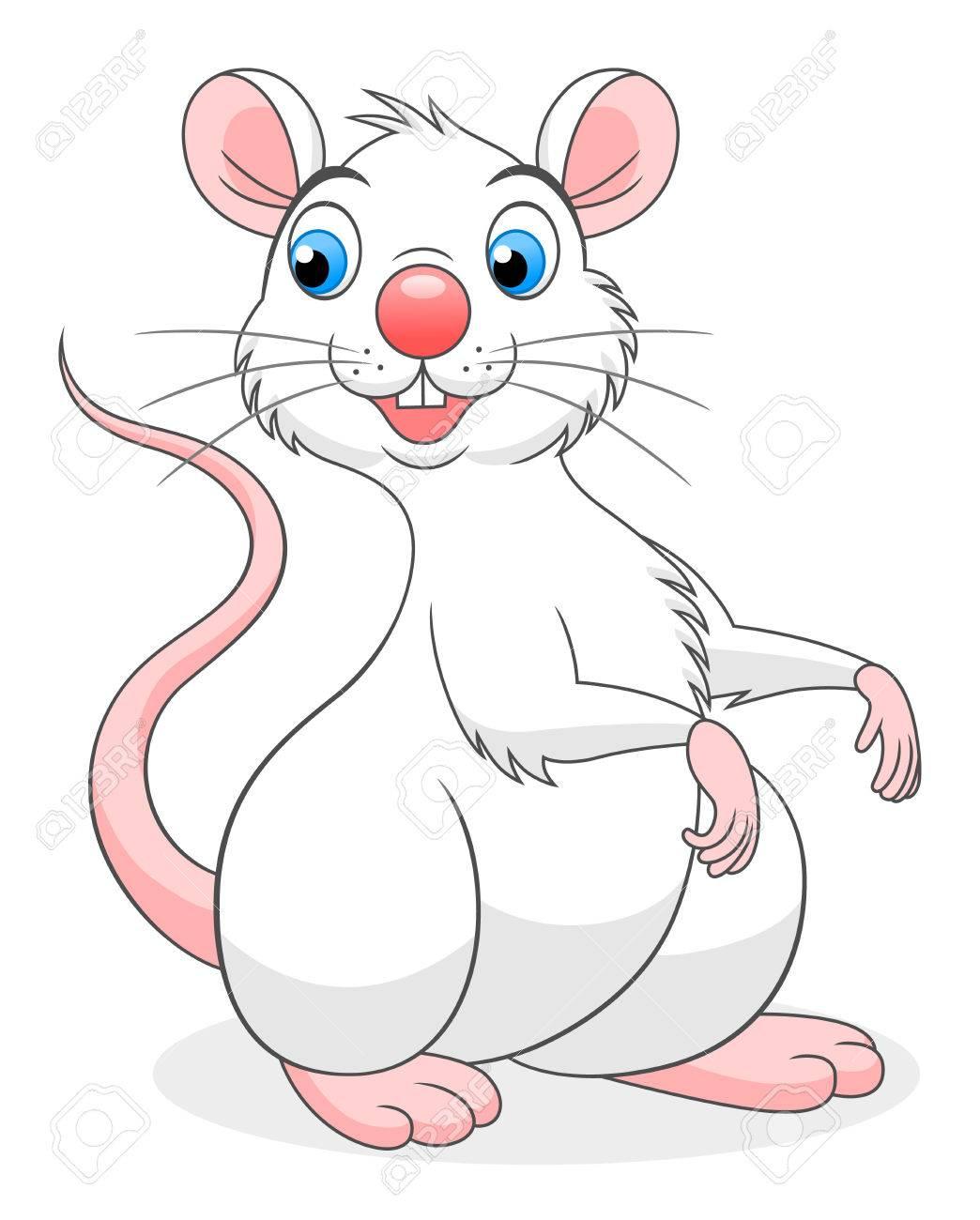 1044x1300 Cartoon Cute Rat Royalty Free Cliparts, Vectors, And Stock