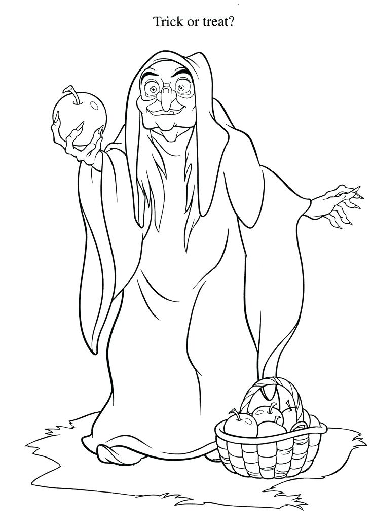 736x1039 Unique Free Snow White Coloring Pages Kids Top Printable
