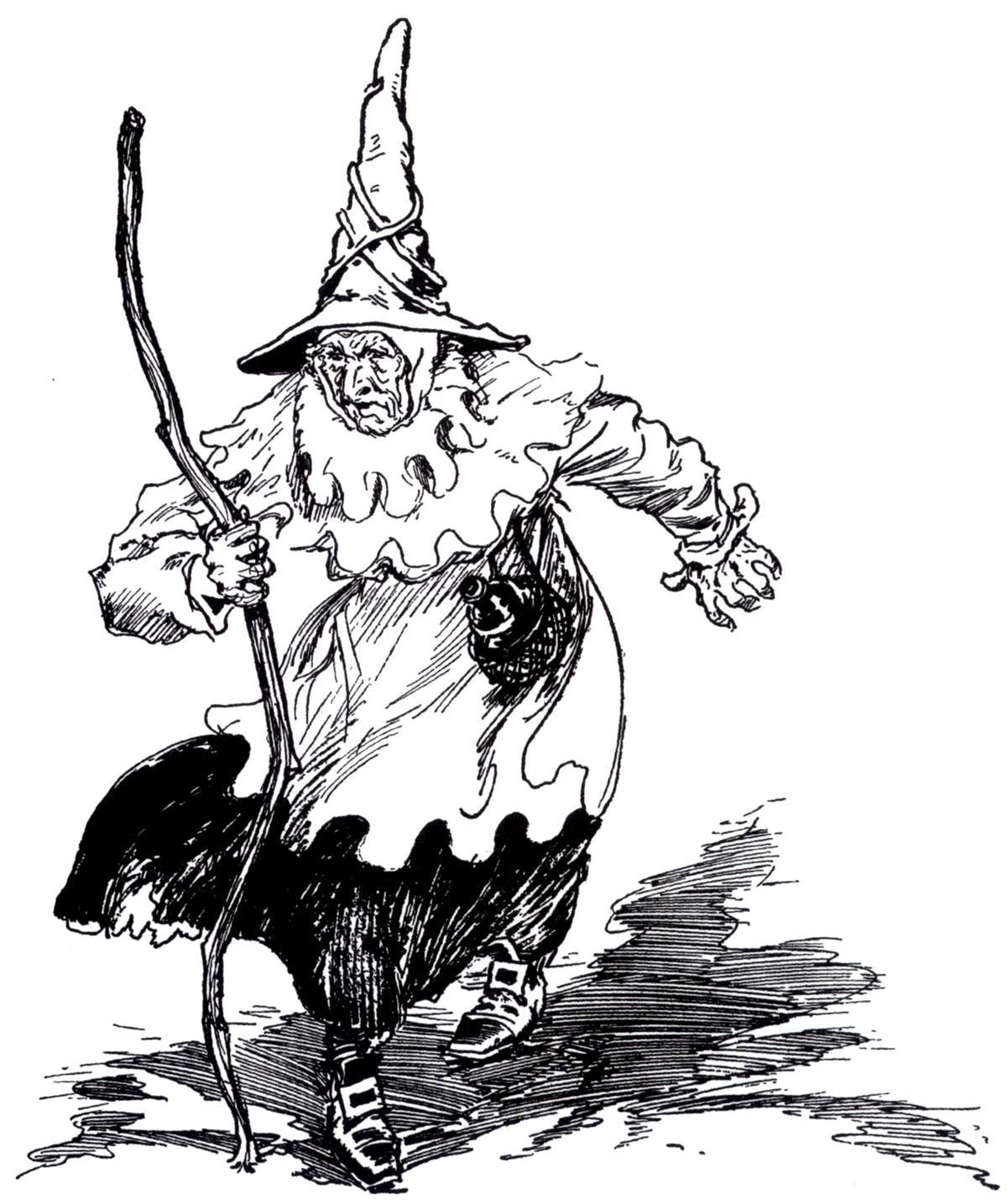 evil witch drawing at getdrawings com free for personal use evil