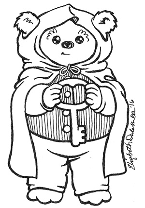 Ewok Drawing at GetDrawingscom Free for personal use Ewok Drawing