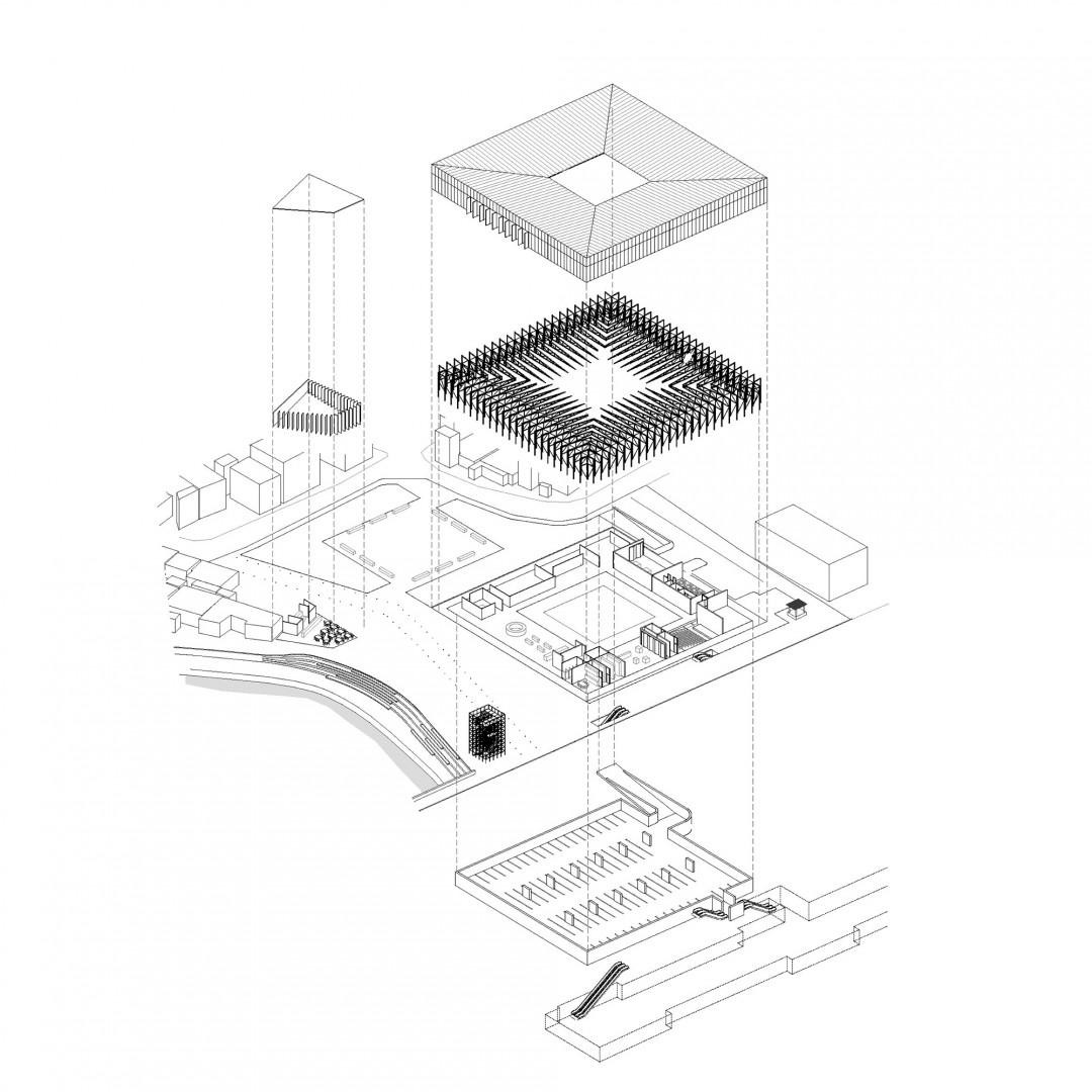 1080x1080 Suncheon Art Platform William Matthews Associates