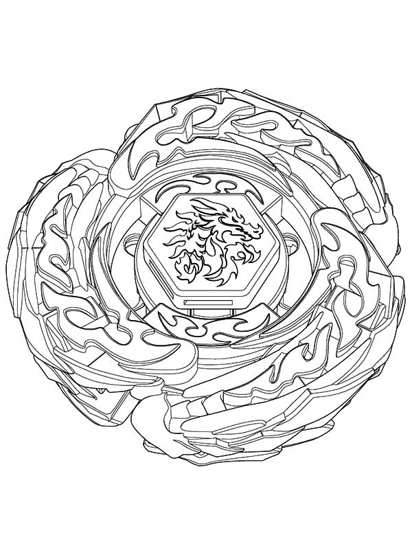 600x776 Explosive Shoot Beyblade Coloring Pages Best Place To Color