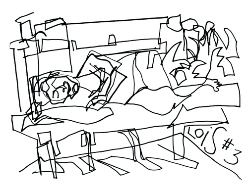 Expressive Line Drawing